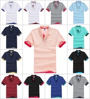 2014 Mens hit color Golf Polo Shirt 12 Colors Choose S-3XL YF42