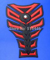 For Suzuki RG GF GSX GSXR TV GS TL Hayabusa High Quality 3D Rubber Tank Pad Protector Gas Motorcycle Sticker