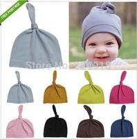 New Infant Newborn Girl Boy Baby Cute Hat Cotton Beanies Photo Prop Cap