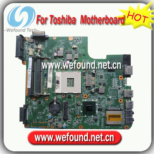 100% работает ноутбук материнская плата для toshiba L700 A000093070 платы серии, Системная плата ноутбук toshiba satellit c50 a l6k в минске