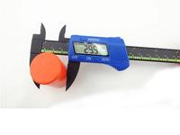 5pcs/lot  150 mm Carbon Fiber Composite Vernier Digital Electronic Caliper Ruler Vernier Calipers  Wholesale