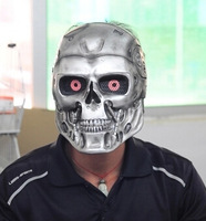 High Quality Resin Life Size 1:1 Replica Terminator Horrible Mask For Halloween