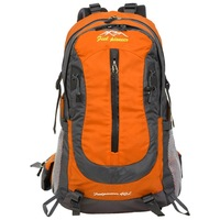 Camping Bags 2014 New Man and Women Nylon Outdoor Backpack Sport Hiking Bag Mountaineering Bag Travel Bag 40L
