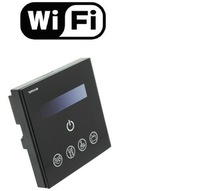 TM113;WiFi 0-10v Touch Panel Dimmer;AC90~240V input;work with 0-10V decoder