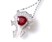 Craftsmen World of Warcraft Horde Necklace Pendant WOW Free Shipping Men Women Game Jewelry