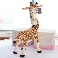 Giraffe doll madagascar giraffe animals toy