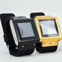 w838-Fashion Quad Band Watch - mobile phone - Super Metal Aluminum - Style - High waterproof phone