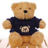 Bear doll bear toy plush toy