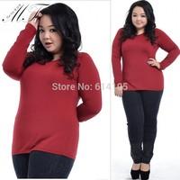 Fashion Women zara2014 Turtleneck T Shirt Plus Size Women Clothes Winter Soft Fleece Basic T-Shirt