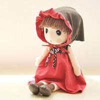 original red Mayfair Plush Doll Toy Free shipping