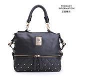 Kardashian Kollection plaid rivet women handbag ; women's kk fashion shoulder messenger bag ; bolsos mujer ; bolsas femininas