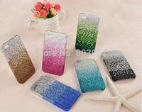 2014 Hot Free shipping(10pcs/lot) Wholesale Fashion fade colors protector diamond cellphone case