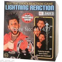 Paladone Lightning Reaction Reloaded Shocking Revenge Shock Reaction Game