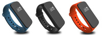 FOOGEEZ 2014 new smart wristband with OLED touch screen health management activity monitor