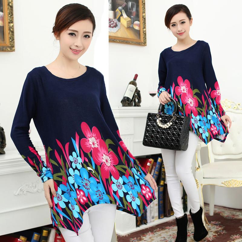 Женский пуловер QM , 2XL 3XL 4XL QM006DDY