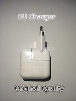 10pcs/lot Original Quality EU Plug 10W 2.1A USB Charger AC Power Adapter For ipad 5/4/3/2 mini1 2 For iphone 5S 5C 5