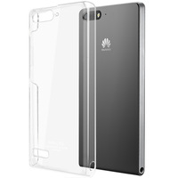 IMAK Crystal Clear Transparent Hard Case For Huawei P7 Mini Back Skin Cover Mobile Phone Bags Cases