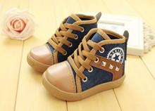 Zapatos de bebé envío gratuito al por menor nuevo todo tipo de zapatos bebé recién nacido y niñas zapatos del niño zapatos inferiores suaves(China (Mainland))