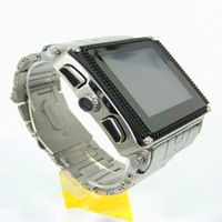 2014 is still the most practical - waterproof watch - Mobile - Stainless steel housing - strap the highest quality products