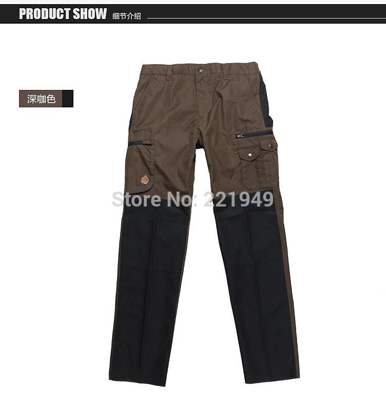 Shooterking Belgian origin breathable waterproof hunting original ecological mosquito hunting trousers K1322(China (Mainland))