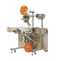 Top and Bottom Sides Automatic Labeling Machine