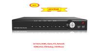 H.264  16CH DVR LS-9516K Digital hard disk video recorder (DVR)