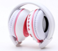 Free Shipping on ear  Headsets With LCD Screen Support TF card Headphones Earphones for Music Cellphone Model: N65