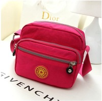 2014 women's nylon handbag small bag canvas cross-body bag female one shoulder nappy bag sports messenger bag