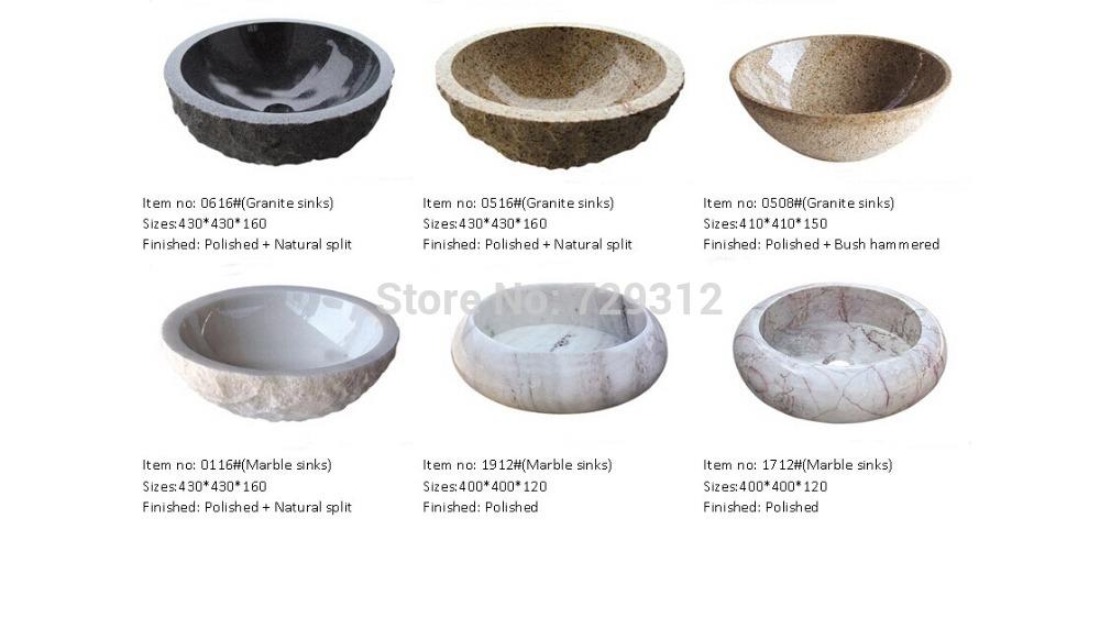 20170408&013011_Diepe Wasbak Badkamer ~ Online kopen Wholesale natuursteen spoelbak uit China natuursteen