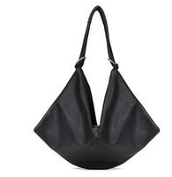 Trend 2014 bag dumplings fashion personality women's one shoulder handbag fashion brief large casual bags