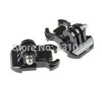 2X Black Buckle Basic Strap Mount For Gopro Hero 3 2 Camera Camcorder ST-06