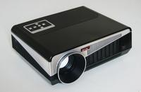 LED-86+ Native 3000lumens LED LCD Digital home Projector high quality With 2HDMI+USB+AV+VGA+Analog