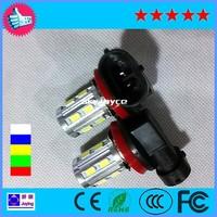 Free shipping Super bright H11-12SMD+1 CREE-11W LED fog lamp fog lights