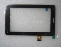 2pcs/lots New 7inch Megafon Login 2 Login2 MT3A  Tablet PC Touch Screen TPC1219 Ver1.0 TPC0533 MID Touch Panel Digitizer