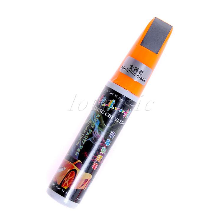 Metallic Black Car Paint Pen Paint Pen Metallic Black