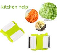 Kitchen essential multifunction vegetable fruit peeler scraper plane cutter cooking tool GOOD&NICE