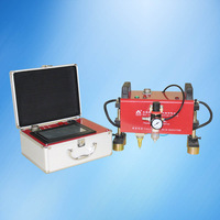 great promotion!CNC controlled pneumatic flexible dot peen marking machine,small carriable CNC dot pin marking machine on sale