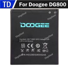 original doogee dg800 3.8v 2000 mah li-ion batería del teléfono móvil batería de reserva para doogee dg800 bateria batterij bateria(China (Mainland))