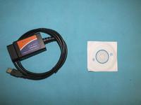 2014 free shipping ELM327 Interface USB OBD2 Auto Scanner V1.5 OBDII OBD 2 II elm327 usb Super scanner