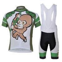 Bike Cycling Clothing Bicycle Wear Suit Short Sleeve Jersey + (Bib) Shorts S-3XL  CC1021