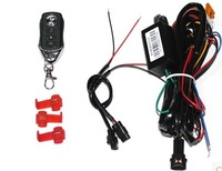 Smart Harness dedicated daytime running lights daytime running lights angel eyes Hawkeye LED high power remote controller