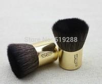 Brand New Design Professional Flat Round Power Blusher Brush Face Foundation Makeup Cosmetic Makeu-up Brushes Kits Free Ship