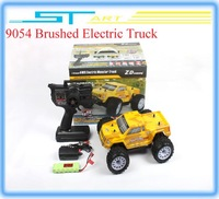 ZD 1/16 Scale 9054 4WD 30A Brushed ESC Brushless Electric Truck Remote Control Car For Children Free Shipping Wholesale   gift