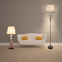 Modern Plating living room floor lamp bedroom lamp eye study lamp bedside lamp energy saving shipping