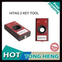 2014 Hitag 2 key tool professional lastest version Hitag-2 key programmer  free shipping warmly recommed