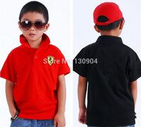 Children Brand Clothing Baby Kids Brand T shirt Boys Girls Racing T-shirt Summer New Short Sleeve 100% Cotton Tops Retail!!