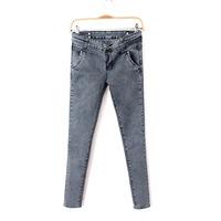 wholesalenew women's stretch jeans Slim leisure pensil pants, super slim skinny denim jeans Free shipping