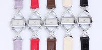 Martian man 2014 new arrival fashion Korean Upscale fashion diamond belt watch free shipping D0048