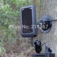Suntek Wildlife Cameras Solar Panel HC300M Series Wild Cameras Solar Charger Battery Free Shippping