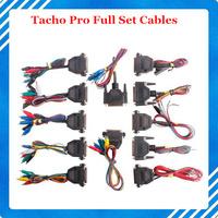 Favorable price Universal Unlock Dash Programmer Tacho pro full set cables Tacho full set cables free shipping